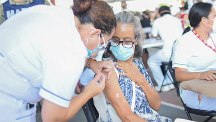 Vacunación contra el Covid-19 en México