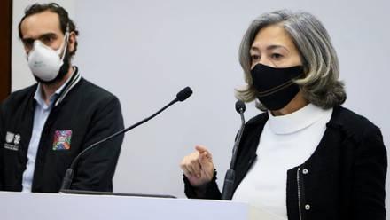Florencia Serranía, directora del Metro