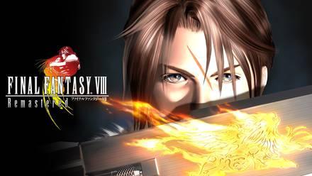 Portada Final Fantasy VIII Remastered