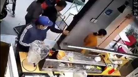 Video: Asaltan restaurante de sushi en la Obrera, CDMX