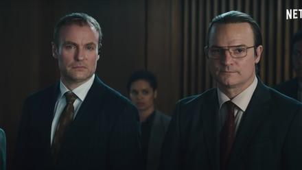 'El Código de la Discordia' en Netflix