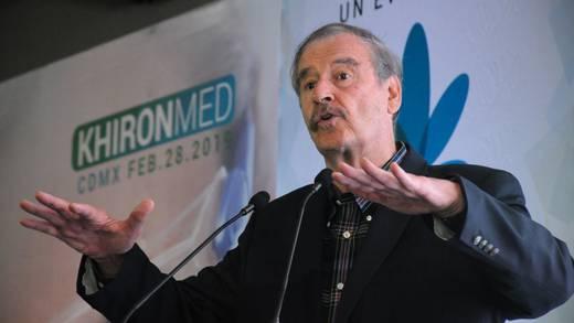 """Vicente Fox: Elección de 2021 es la """"última oportunidad"""" para salvar a México"""
