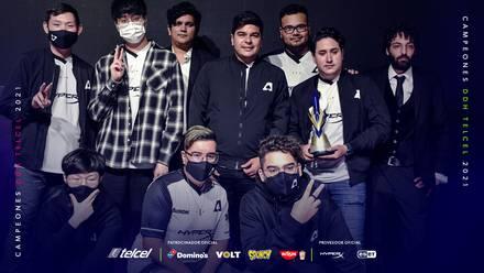Team Aze League of Legends