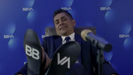 Jorge Campos, nuevo titular de BBVA