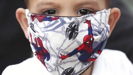 Niños en pandemia Covid-19