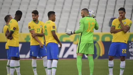 Conmebol confirma suspensión del Brasil vs. Argentina por decisión arbitral