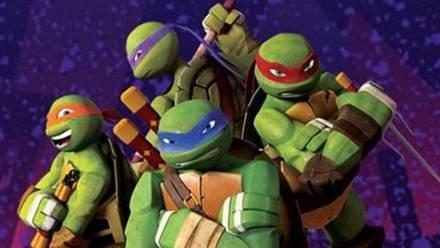Las Tortugas Ninja de Nickelodeon