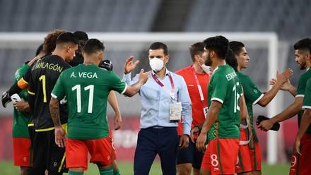 Selección de futbol de México debutó con victoria en Tokio 2021