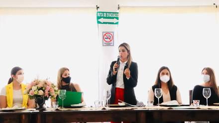 Ruth Miriam González, próxima presidenta del DIF en SLP