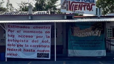 "Restaurante ""Fonda 4 vientos"""