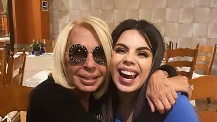 Laura Bozzo y Lizbeth Rodríguez