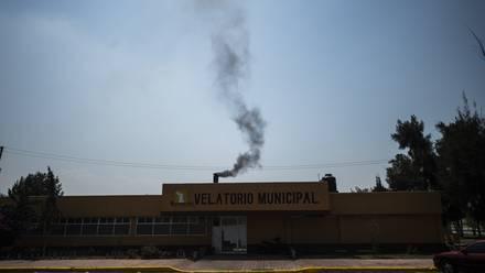 Crematorio en el  Estado de México.