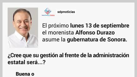 Encuesta MetricsMx en Sonora