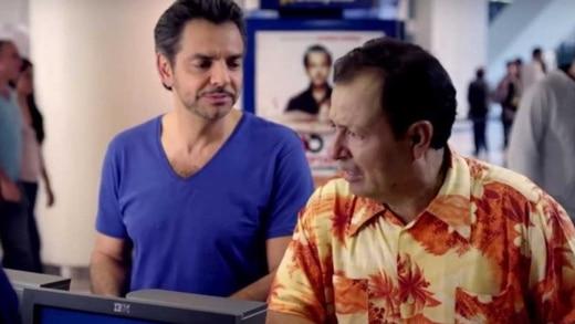 """Eugenio Derbez dedica video a Sammy Pérez: """"aquí estoy, la ayuda no se presume"""""""