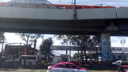 Accidente Línea 12 del Metro: En octubre del 2020 se reportaron hundimientos