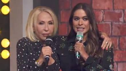 Galilea Montijo y Laura Bozzo