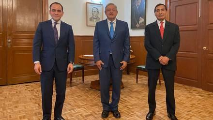 AMLO anuncia cambios en el gabinete; Arturo Herrera, iría al Banco de México, y Rogelio Ramírez de la O a la secretaría de Hacienda