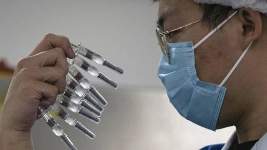 CanSino espera fabricar 500 millones de vacunas en 2021