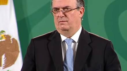 Marcelo Ebrard sobre presidencia
