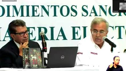 Ricardo Monreal en Sinaloa