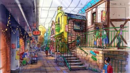 Parque de Studio Ghibli