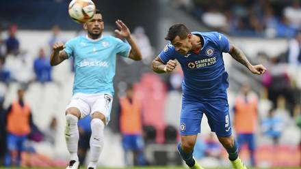 El momento exacto en el que Caraglio marcó el histórico gol