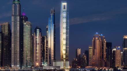 El Ciel Tower Dubái, el más alto del mundo