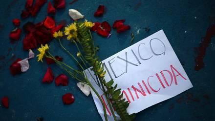 Protestas por feminicidio de Victoria Salazar