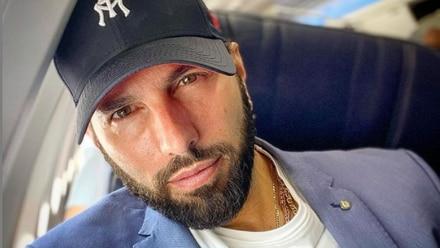 Poncho de Nigris, actor.