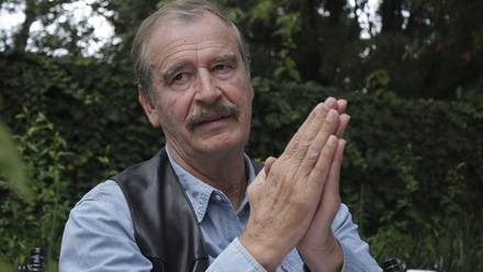 Vicente Fox, expresidente de México.
