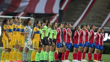 Tigres vs Chivas en la final de Liga MX Femenil