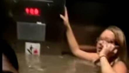 Inundación del elevador