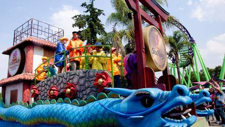 Six Flags México