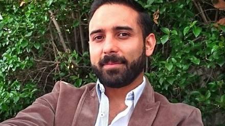 Gerardo González, novio de YosStop