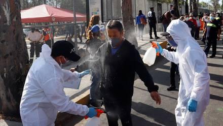 En Puebla hay 82 personas en etapa activa de Covid-19