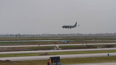 Recorrido obras Aeropuerto Felipe Ángeles