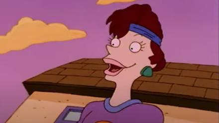 Betty, Rugrats.