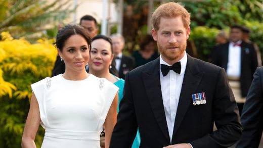 El Príncipe Harry y Meghan Markle anuncian el nacimiento de su hija; la llamarán 'Diana'