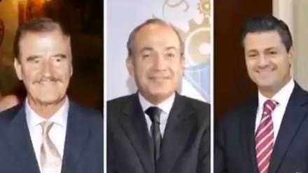 Vicente Fox se burla de los resultados de la Consulta Popular