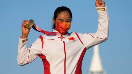 Lu Yunxiu gana el oro