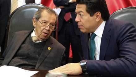 Muñoz Ledo y Delgado.