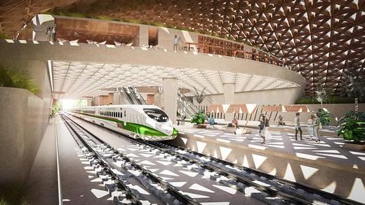 Panamá, interesado en realizar conexión con México a través del Tren Maya