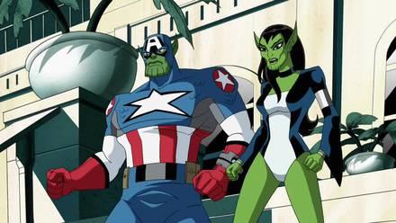 Avengers 'Secret Invasion'