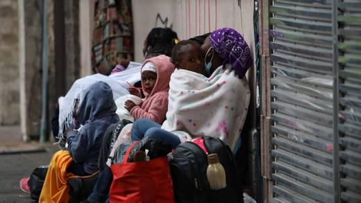 Claudia Sheinbaum descarta abrir albergues para migrantes de Haití