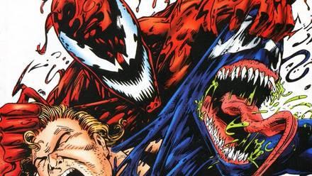 Venom se enfrentará a Carnage en la próxima cinta