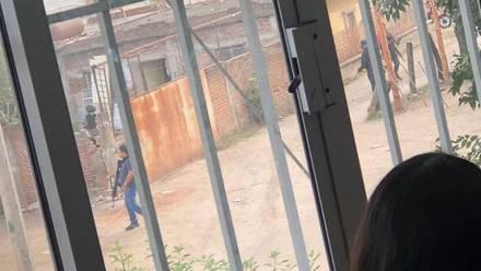 Culiacán vive una violenta jornada de viernes