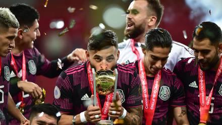 Festejos de Selección Mexicana