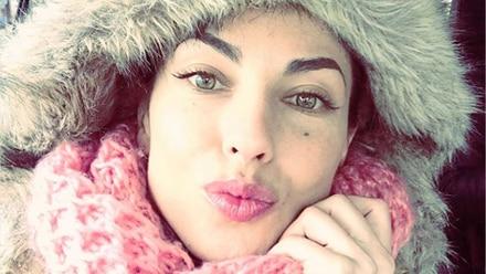 La actriz disfruta tomarse selfies y compartirlas en Instagram
