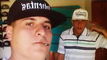 Raperos 'C-Kan' y 'El Ruffian'