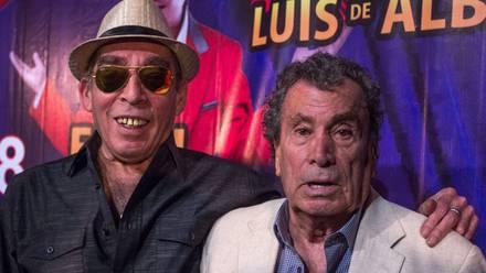 """Alberto """"El Caballo"""" Rojas y Alfonso Zayas"""